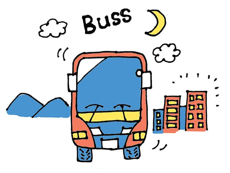 らくらくお安い高速バス